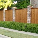 Cedar and Wood Fences