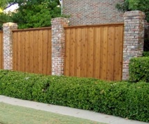 Wood & Cedar Fences