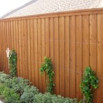 Cedar and Wood Fences