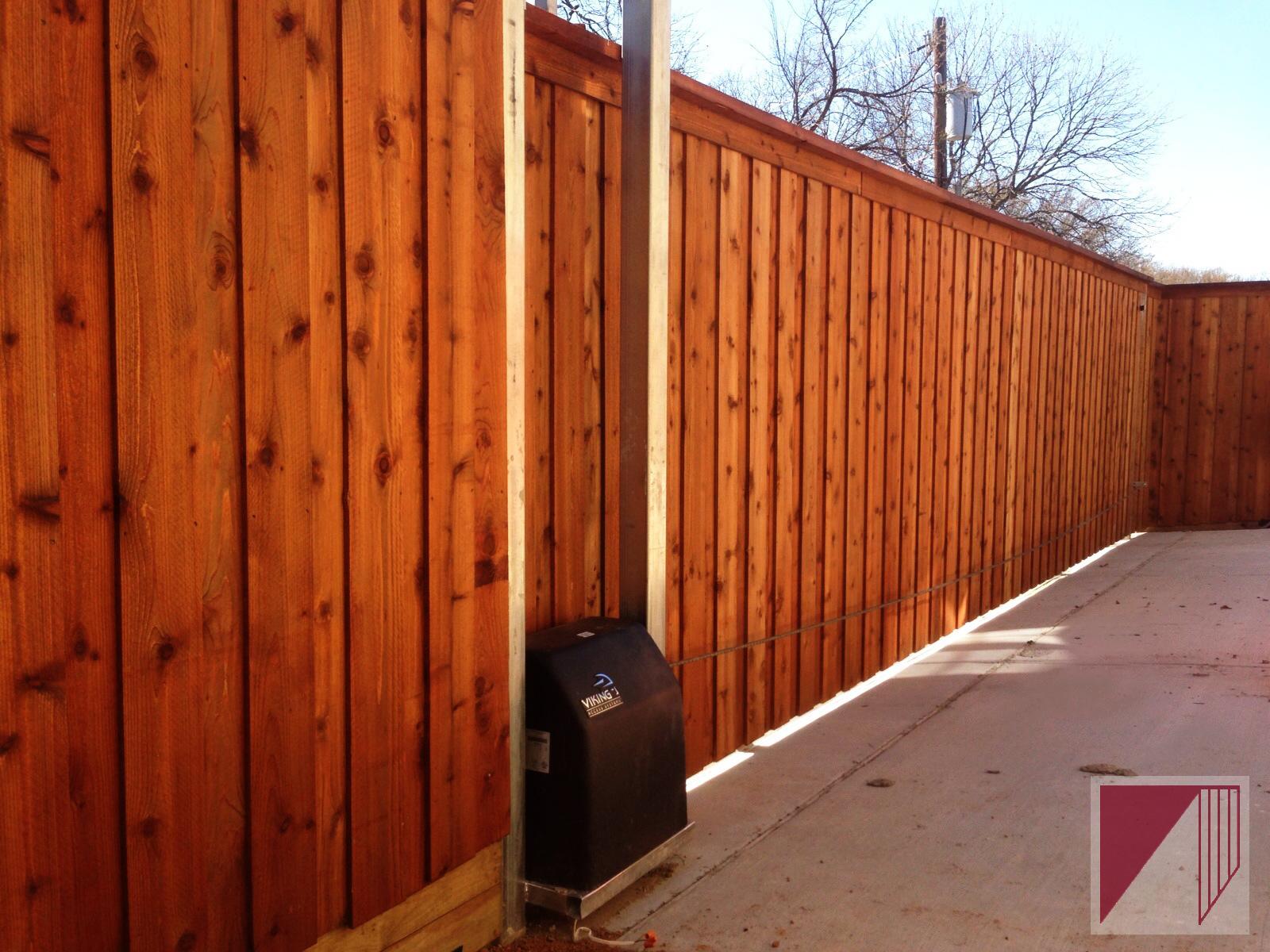 Electric Gates Ace Fence Company